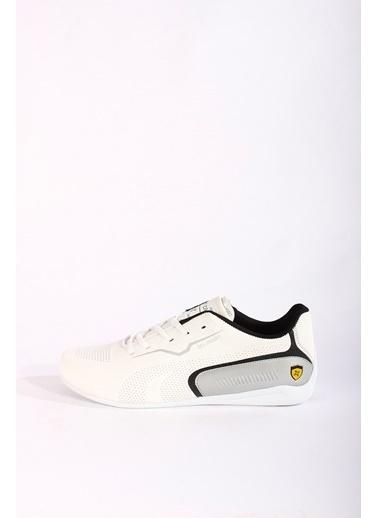 Rodrigo Erkek Beyaz Rahat Taban Spor Ayakkabı Beyaz